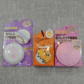 Sanrio Little Twin Star Gudetama Angelcolor Japan Cosmetics