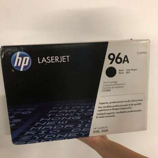 HP Printer Cartridge C4096A (Black Ink)