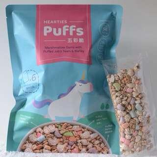 Hearties by KK & JJ Marshmallows Gems with Puffed Job's Tears & Barley Breakfast Cereal