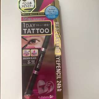 1 Day Tattoo real lasting eyepencil 24h