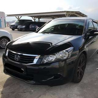 Honda Accord 2.4A ivtec 2008