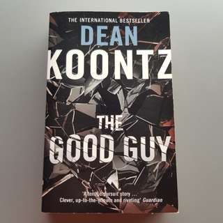 Dean Koontz ~~ The Good Guy