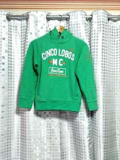 H&M Jacket w hoody