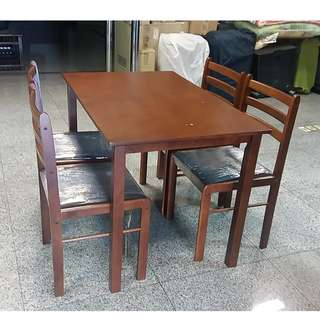4 seater dining set ds- starter