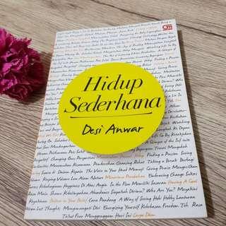 Hidup Sederhana by Desi Anwar