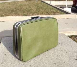 [古董 皮喼]Vintage Classic suitcase by Jetliners