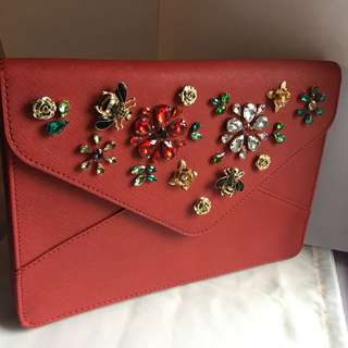 Personalized handbag - clutch