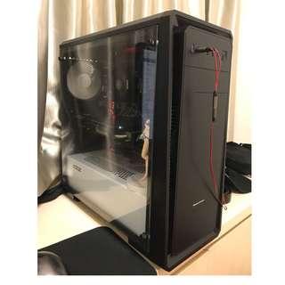 CUSTOM GAMING DESKTOP PC