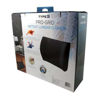 Type S Pro-Grid CU56408 Wetsuit Lumbar Cushion