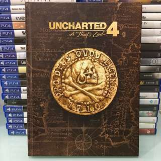 [PS4] Uncharted 4 Guide Book