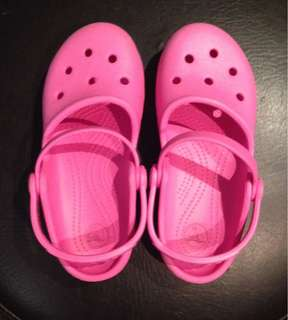 Crocs for Girls Size 12