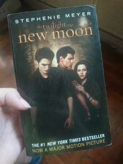 New Moon by Stephen Meyer