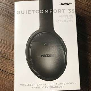 Bose Quietcomfort 35 (acoustic NOISE CANCELING)