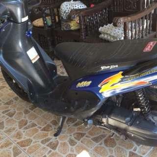 Yamaha mio 1