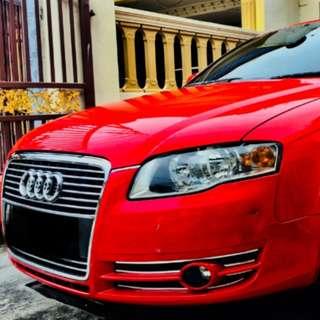 Audi A4 2.0A 2007