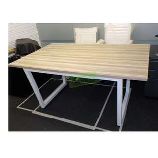 Conference table - office furniture - partition