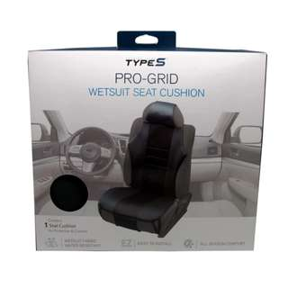 Type S Pro-Grid Wetsuit Seat Cushion (Grey)