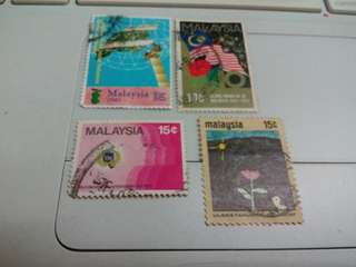 Malaysia Stamps #M185