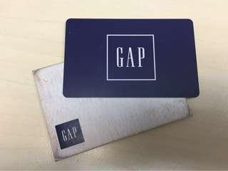 GAP gift card (Value HKD500)