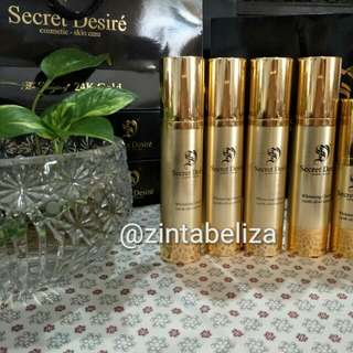 Secret desire cleanser ( instock)