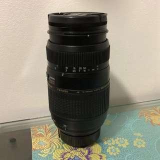 Tamron AF 70-300MM Lens for Nikon