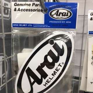 Original Arai Stickers for sale