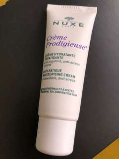 Brand New Nuxe Paris Creme Prodigieuse Anti Fatigue Moisturising Cream