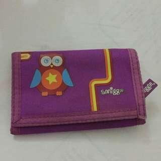 Smiggle wallet