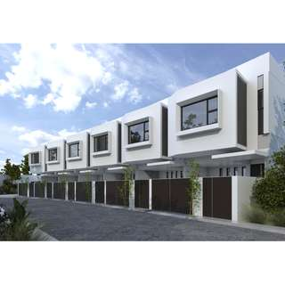 Preselling Premium Townhomes near Sienna College Rizal I Levanto Townhomes