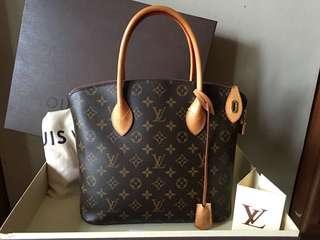 Authentic Louis Vuitton LV Lockit with Receipt