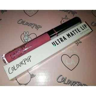 Colourpop Ultra Matte Lip (Clueless)