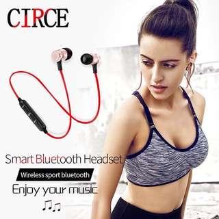 金属磁吸運動藍牙耳機 (原價299)