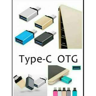 Type C OTG Adapter