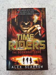 Time Riders The Doomsday Code