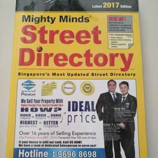 Might MINDS Street Directory