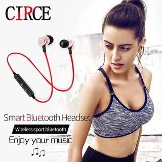 金属磁吸運動藍牙耳機 (原價$299)Metal sporty wireless earphone( original price $299)