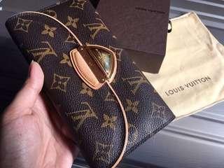 Louis Vuitton eugenie monogram wallet