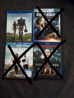 Blu Ray Movies