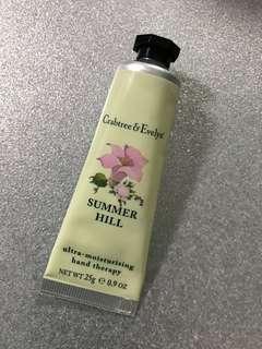 <55% OFF> Crabtree & Evelyn Hand Cream- Summer Hill