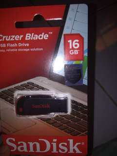 Sandisk Cruzer Blade Flashdisk