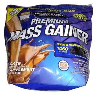 Mass Gainer Muscletech 12Lbs