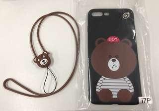 iPhone 7/8 plus Line Friend casing