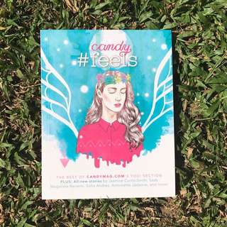 Pre-loved Book: Candy Feels