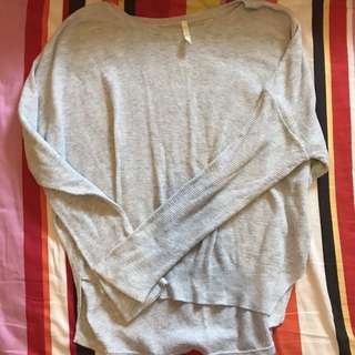 Stradivarius Long sleeved top