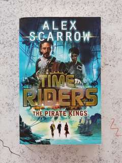 Time Riders The Pirate Kings