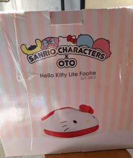 Oto x Hello Kitty 按摩機 按腳機