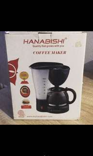 Hanabishi Coffee Maker