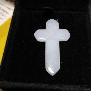 翡翠十字架