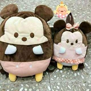 Tsum Tsum Bag 娃娃背包