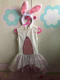 Kid Tutu Dress_Dance performance dress